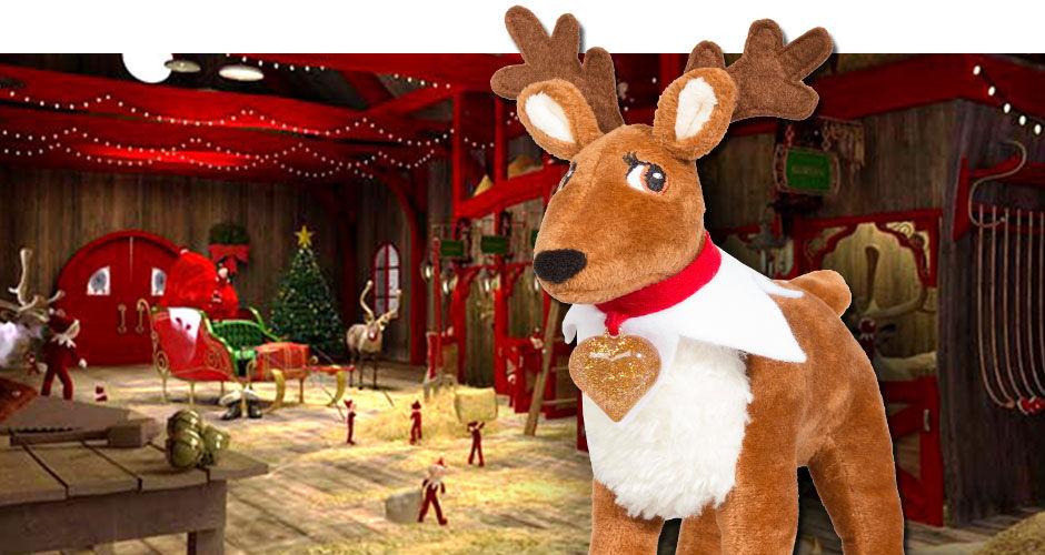 elf on the shelf gets new reindeer buddy momahacom