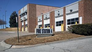 Renovations make La Vista fire station for new role