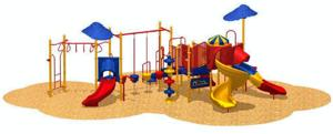La Vista West's 50th birthday wish: a brand new playground