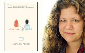 Omaha writer Rainbow Rowell's novel 'Eleanor & Park' is getting made into a movie