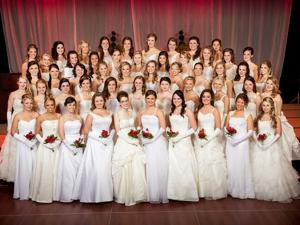 AROUND AND ABOUT: Debutante Ball raises $125,000 for Symphony education programs