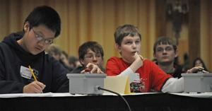 OPS teams lead pack at Mathcounts Eastern Chapter Competition