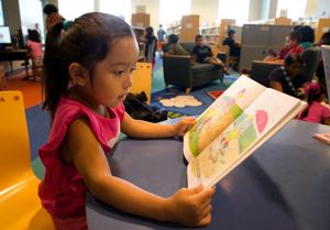 Omaha Public Library's 12 branches tally nearly 2.4 million visits in 2013