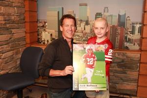 Jack Hoffman's $10K Husker trading cards draw buyers like 'Desperate Housewives' star