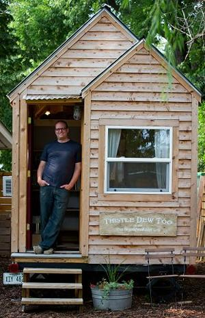 Grace: Little house not confined to the prairie