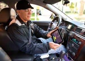 Omaha cab fleets join e-hailing trend