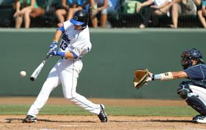 Not getting a swing at pro ball has CU senior Gerber back in blue