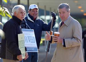Rhode Island senator to join Keystone XL pipeline opponents in Omaha