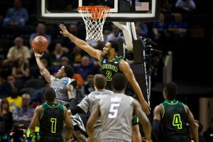 Baylor stymies Jays' offense with defensive adjustment
