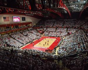 Net gains in Lincoln: Volleyball is a revenue generator for NU