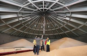 As grain bins grow, so does focus on safety