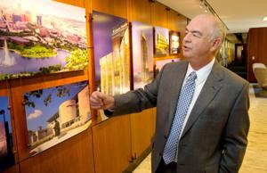 Architect to step down after leaving mark – including First National's tower – across Omaha