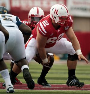 Cole Pensick hopes Huskers count on him at center