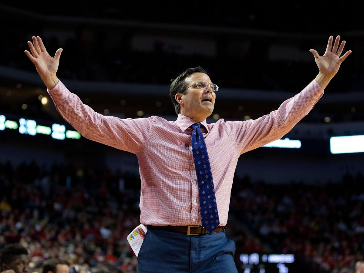 With Ed Morrow out, coach Tim Miles wants more from Huskers' frontcourt