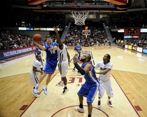 Jays wary of the Salukis, who are surging after tough sledding