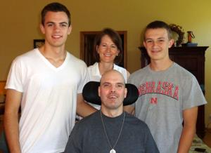 Inspired by man with MS and to honor his memory, UNL frats plan fundraiser