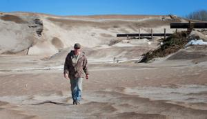 Turns out the Loup Power District's excess sand is perfect for fracking – and worth millions