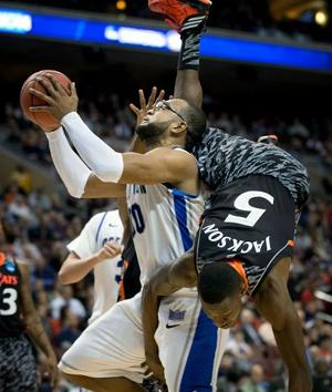 Former Bluejay center Echenique will play in summer league for Raptors