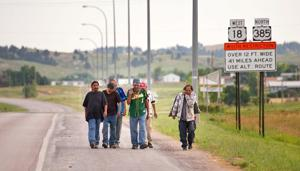 Treks from 'dry' reservation to Whiteclay could end