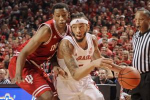 Huskers' tall order vs. Indiana, Wisconsin is also a big chance