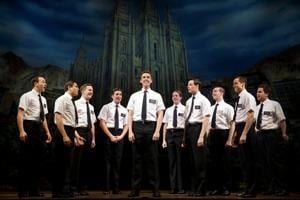 'Book of Mormon' actor learned from the best: Omaha's Andrew Rannells