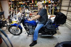'I wish she could talk': Motorcycle stolen in 1967 headed back to Omaha