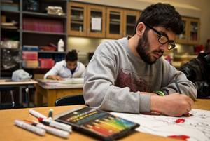 Nebraska students honored in Scholastic Art & Writing Awards