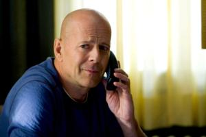 What to watch: Bruce Willis kicks ____ in