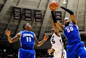 Creighton drops in weekly polls
