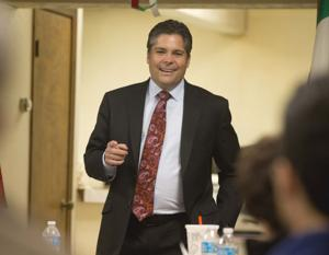 Mayoral candidate Dan Welch ready to resume union battle