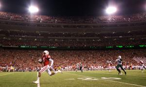 Beautiful noise: Huskers fed off louder than usual crowd