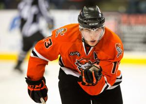 Lancers' Randolph, a UNO commit, named USHL forward of the year