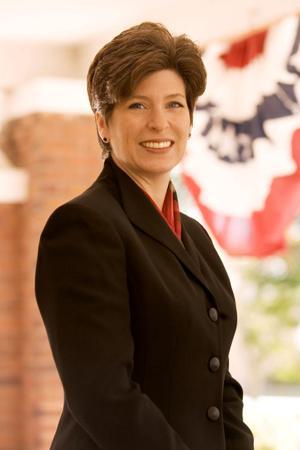Iowa Lt. Gov. Kim Reynolds will back Republican Joni Ernst for U.S. Senate