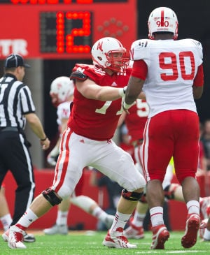 Huskers confident in green offensive line