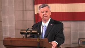 Dave Heineman takes scalpel to state budget