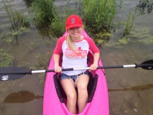 Kayaking popularity making waves in state