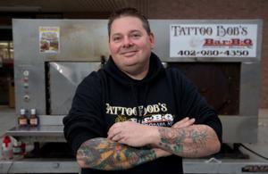 Meet 'Tattoo Bob,' the guy behind those killer ribs at Bag 'N Save