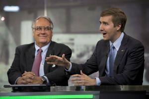 Howard G. Buffett offers insight, solutions, heart in 'Forty Chances'