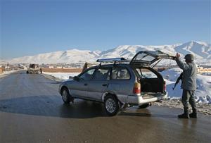 'Death Road' blocks Afghan minority from homeland