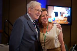 Contest turns kids, teachers into Berkshire Hathaway shareholders