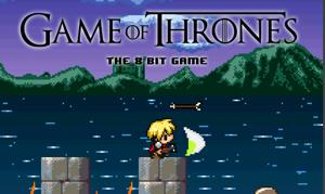 'Game of Thrones' as an 8-Bit side-scroller video game