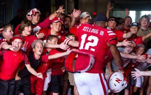 Q&A with Husker quarterback Ron Kellogg