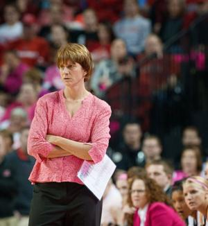 NU coach Yori suffers 'scary' collapse during Husker win