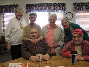 Older adults help victims of Hurricane Sandy