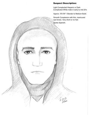 Ralston police release sketch of suspect in woman's death