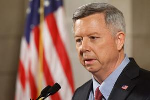 Dave Heineman weighs Senate bid