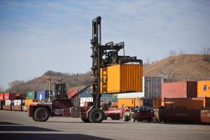 Intermodal shipping gains steam as faster, cheaper alternative
