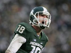 Barfknecht: Spartans have resilient QB to go with relentless 'D'