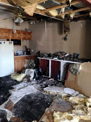 Electrical fire appears cause of church damage