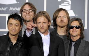 Switchfoot's playing a show at Werner Park